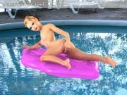 Amanda Sex Story : Adult 3D Comics Amanda 3D model